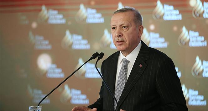 Cumhurbaşkanı Erdoğan: 'Türkiye, Suriye kaynaklı yeni bir göç dalgasını kaldıramaz'