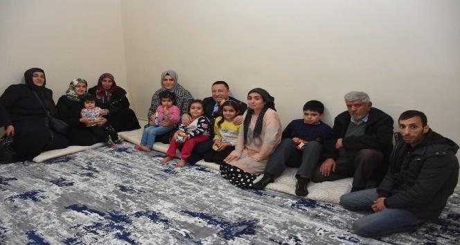 Vali Yaman'dan yeni yıl ziyaretleri