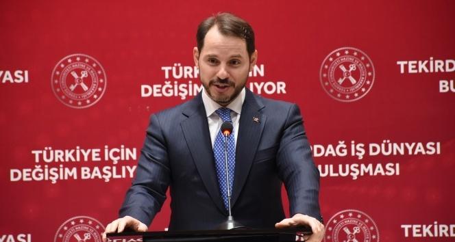 Bakan Albayrak: 'Bankaların, iş dünyamıza ve vatandaşlarımıza verdikleri dayanışma taahhütlerinin takipçisiyiz'