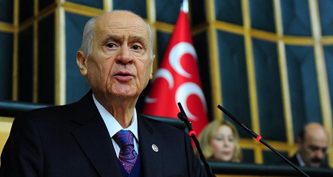 MHP Lideri Bahçeli: '4 AA çalışanının gözaltına alınmasının hiçbir hukuki, vicdani ve insani temeli yoktur'
