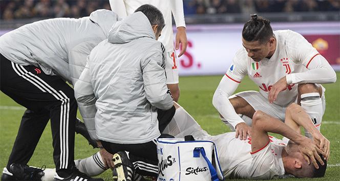 Juventus'tan Merih Demiral açıklaması