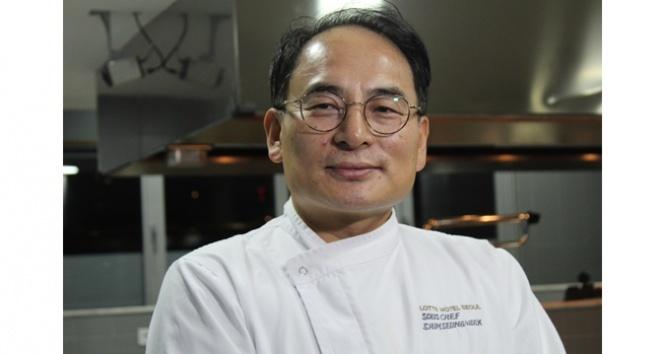 """Koreli şef Seung Wook: """"Türklerin yemekleri çok sağlıklı"""""""