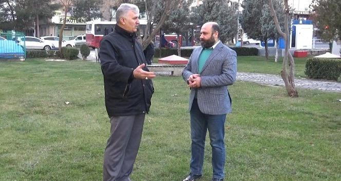 Diyarbakır'dan CHP'lilere ve Kadir İnanır'a tepki