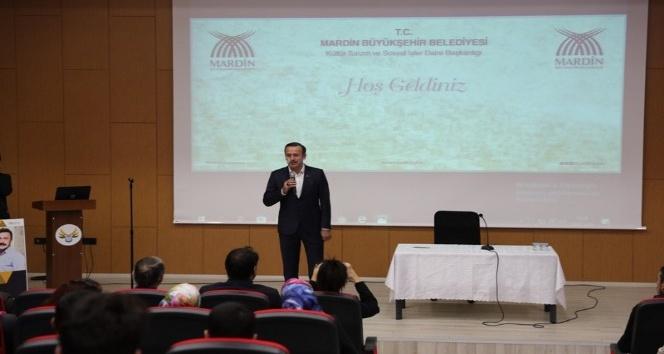 Mardin'de 'Reis'in söyleyişine yoğun ilgi