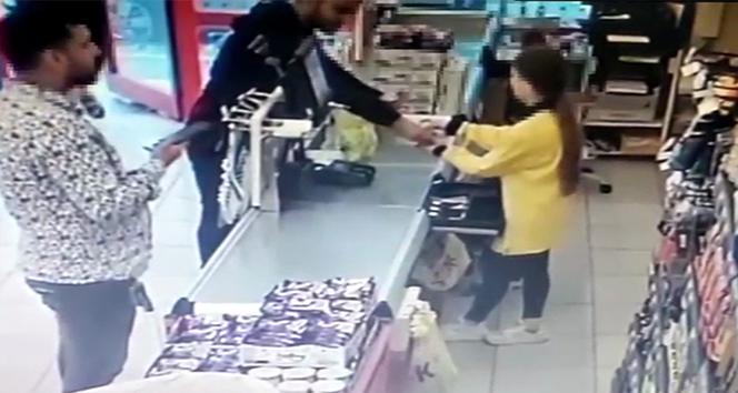 Evlilik programına talip olarak katılan şahıs hırsızlıktan yakalandı