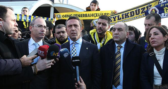 Ali Koç: 'Bu dava Türkiye'nin davasıdır'