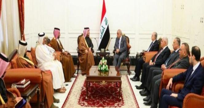 Irak Başbakanı Abdulmehdi: 'Irak, dost ve komşu ülkelerle en iyi ilişkilerini kurmaya çalışıyor'