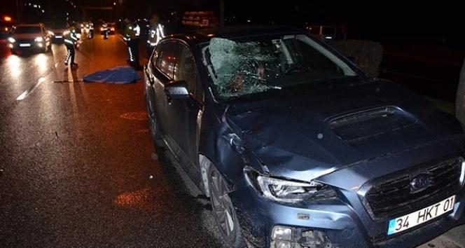 Fatsa'da trafik kazası :1 ölü