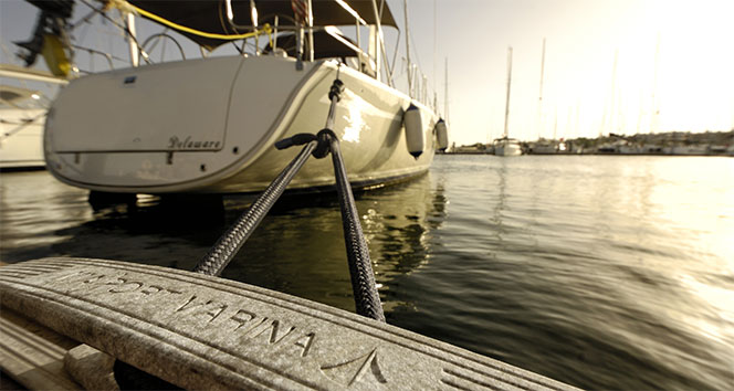 Viaport Marina tekne sahiplerini sevindirdi