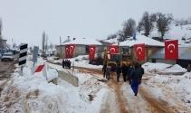 Konya'ya şehit ateşi düştü |Piyade Sözleşmeli Fevzi Altınayak