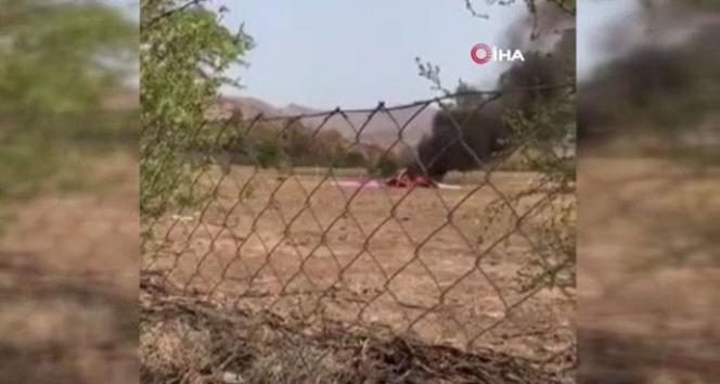 Şili'de uçak kazası: en az 2 ölü
