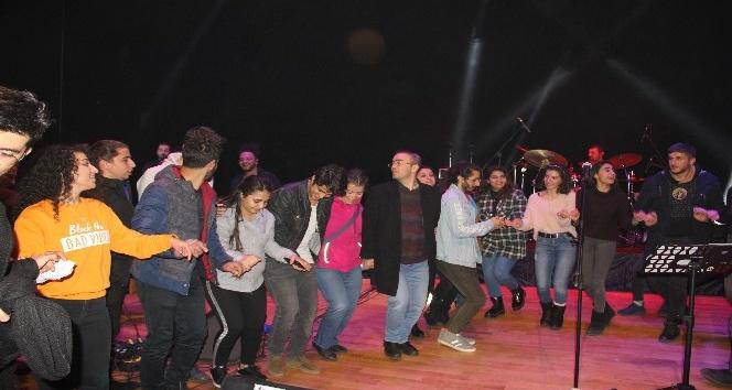 Diyarbakır'da Grup Barabar fırtınası