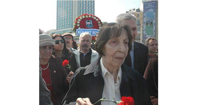 Rahşan Ecevit'in Devlet Mezarlığı'na defni için ortak yasa teklifi hazırlandı