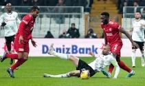 ÖZET İZLE: Beşiktaş 1-2 Sivasspor Maçı Özeti ve Golleri İzle | Beşiktaş Sivasspor kaç kaç bitti?