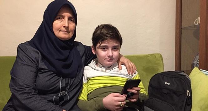 12 yaşındaki Kayra 10 yılda 300 ameliyat oldu