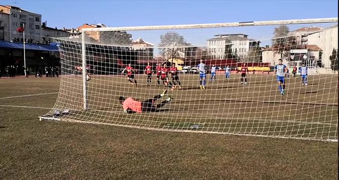 3 kez tekrarlanan penaltıya vize çıkmadı