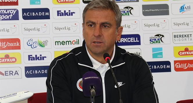 Hamza Hamzaoğlu: 'Eksiklerimizi analiz edip daha önemli olan maça hazırlanacağız'