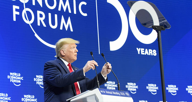Trump: 'Zaman kötümser değil iyimser olma zamanıdır'