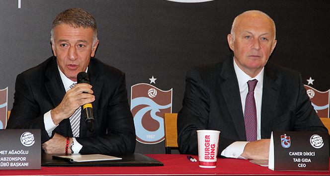 Trabzonspor'dan yeni sponsorluk anlaşması