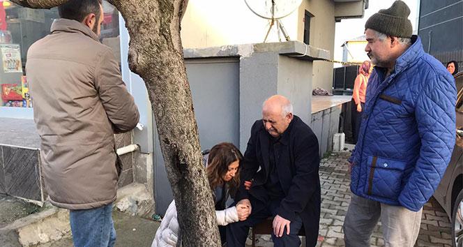 Ataşehir'de silahlı iki şahıs dehşet saçtı: 1 yaralı