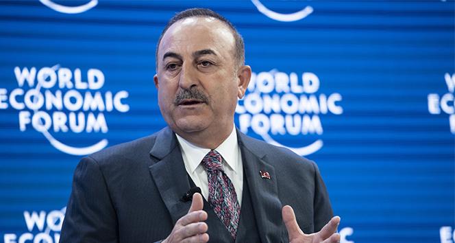 Dışişleri Bakanı Çavuşoğlu: 'Barışı sağlamak için herkesle çalışmaya hazırız'