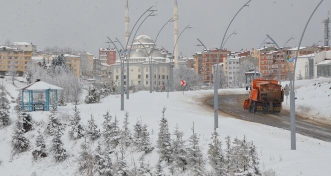 Valilik uyardı: Ordu'ya kar geliyor