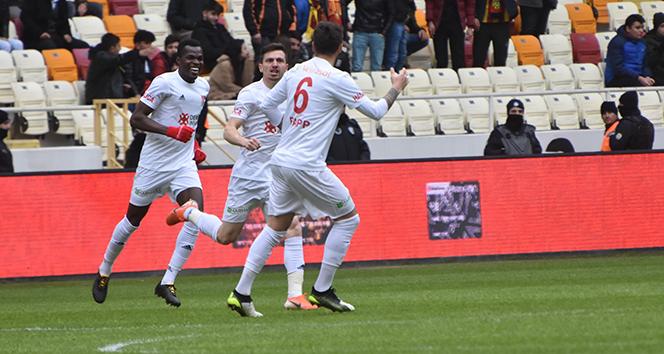 ÖZET İZLE: Yeni Malatyaspor 2-1 Sivasspor Maç Özeti ve Golleri İzle | Malatya Sivas Kaç Kaç Bitti?