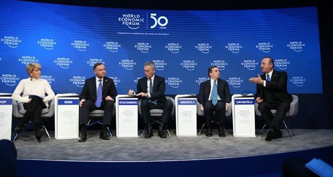 """Bakan Çavuşoğlu: """"Türkiye NATO'ya en çok katkı sağlayan ülkeler arasında"""""""