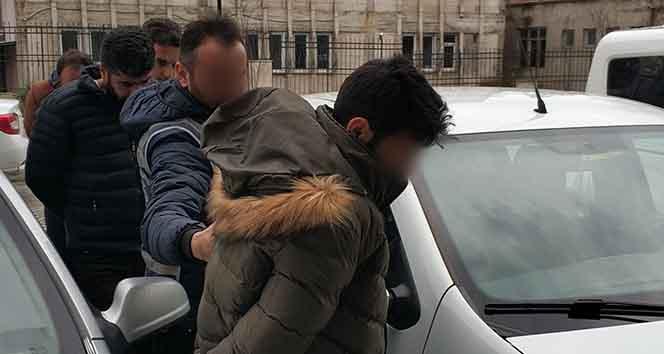 'Adın FETÖ'ye karıştı' deyip evdeki para ve altınları alan sahte polisler tutuklandı