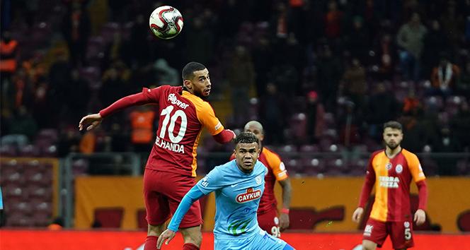 ÖZET İZLE: Galatasaray 2 - 1 Ç. Rizespor Maç Özeti ve Golleri İzle| GS Rizespor Kaç Kaç Bitti