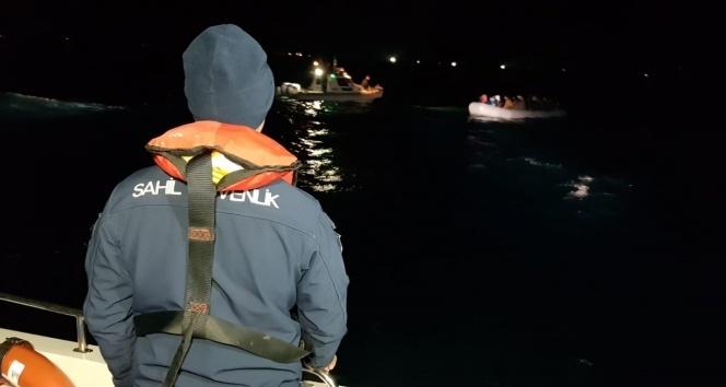 Aydın'da 49 düzensiz göçmen yakalandı
