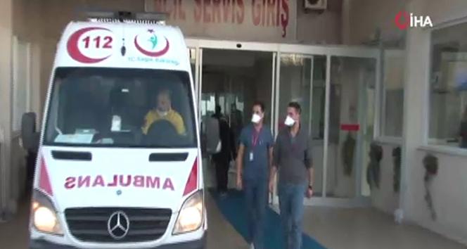 Çinli turist ve eşinin sevk edildiği Süreyyapaşa Hastanesinde yoğun tedbir