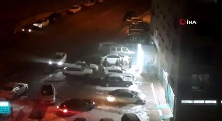 Elazığdaki deprem Kayseride de hissedildi