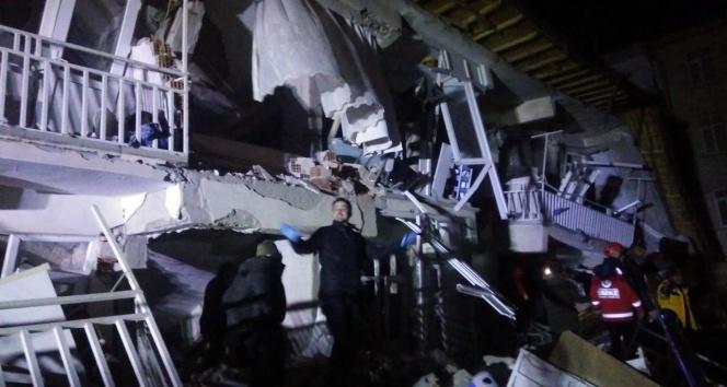 Sivrice Belediye Başkanı: 'Şu an bir can kaybı yok, çok ciddi bir yıkım bilgisi de gelmedi'