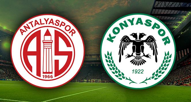Antalyaspor'un Konyaspor maçı bilet geliri depremzedelere