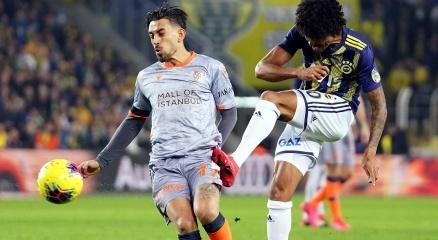 Başakşehir, ligde 16 maç sonra kaybetti