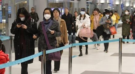 Korona virüsü Japonyada yayılıyor