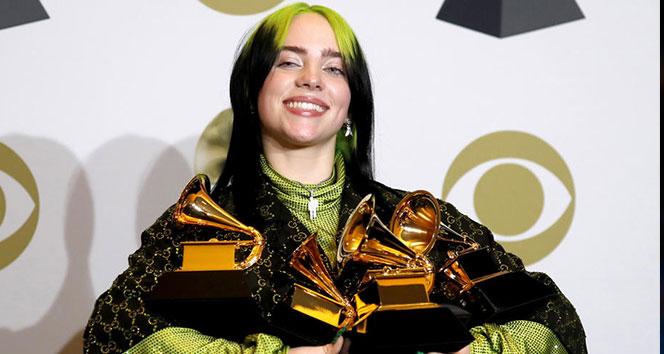 62. Grammy Ödülleri'nin kazananları belli oldu