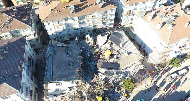 Elazığ depreminde kaybımız 40'a yükseldi!