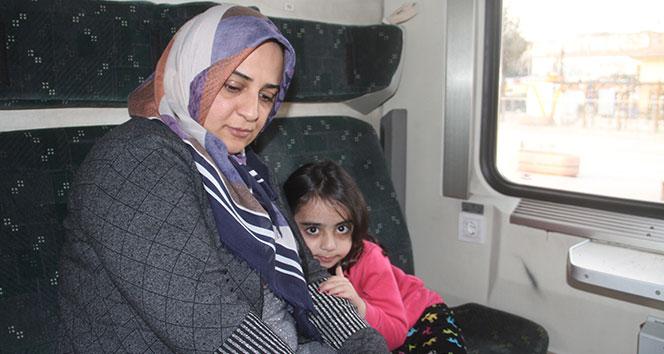 Deprem sonrası vatandaşlar vagonlarda kalmaya başladı