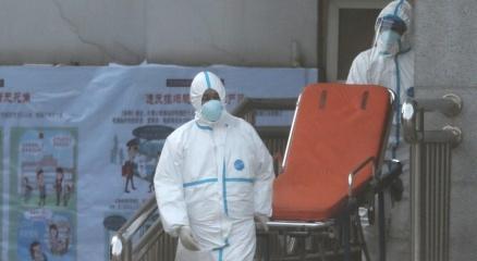 Çin'de ortaya çıkan, kısa sürede birçok ülkede kendini gösteren ölümcül korona virüsü şüphesiyle 9 Çinli turist Aksaray'da gözlem altına alındı. ile ilgili görsel sonucu