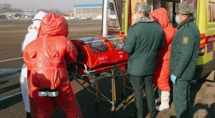 Ukraynada korona virüsü şüphesi: 1 kişi karantinada