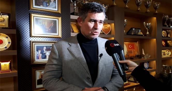 """TBB Başkanı Feyzioğlu: """"Doğu Akdeniz'den vazgeçmek vatana ihanettir"""""""