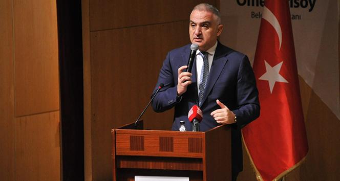 Kültür ve Turizm Bakanı Ersoy'dan koronavirüsü açıklaması
