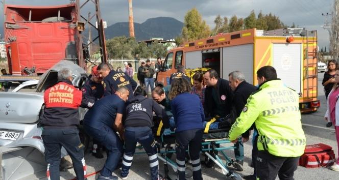 Kazada ağır yaralanan Amerikalı kurtarılmadı