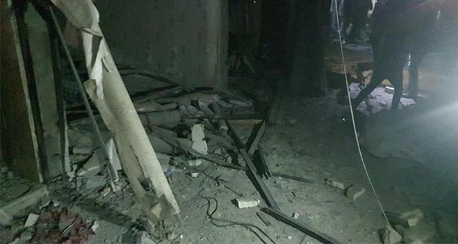 YPG/PKK'lı teröristlerden Afrin'e füze saldırısı: 1 ölü, 4 yaralı
