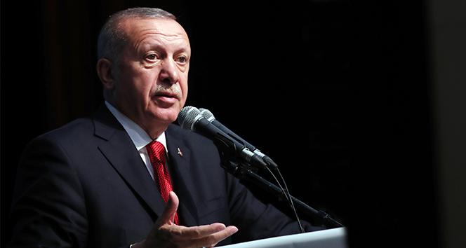 Cumhurbaşkanı Recep Tayyip Erdoğan: 'Haftanın 7 günü ve günün 24 saati hizmet verecektir'