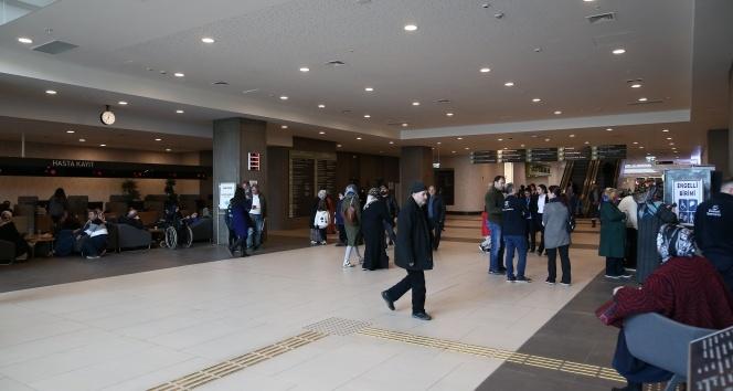 Bursa Şehir Hastanesi 900 bin hastaya hizmet verdi