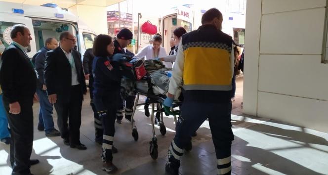 Burdur'da karbonmonoksit zehirlenmesi: 1 ölü, 4 kişi tedavi altında