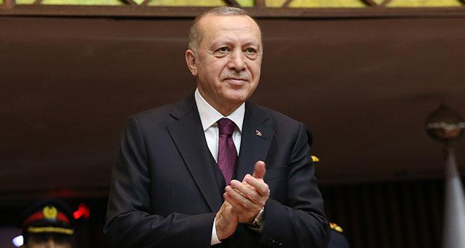 Cumhurbaşkanı Erdoğan: 'Türkiye-Pakistan kardeşliği, tarihi olayların pekiştirdiği hakiki bir kardeşliktir'